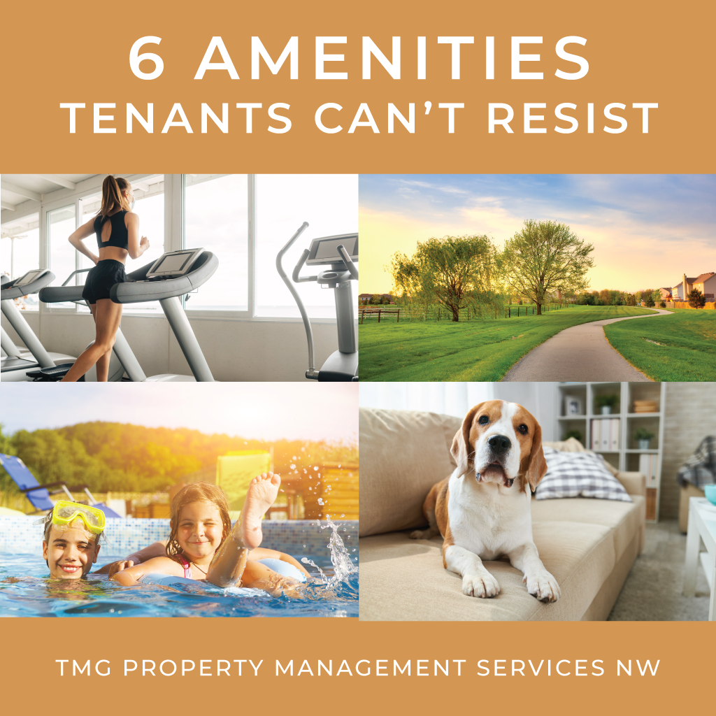 6 Amenities Tenants Can't Resist