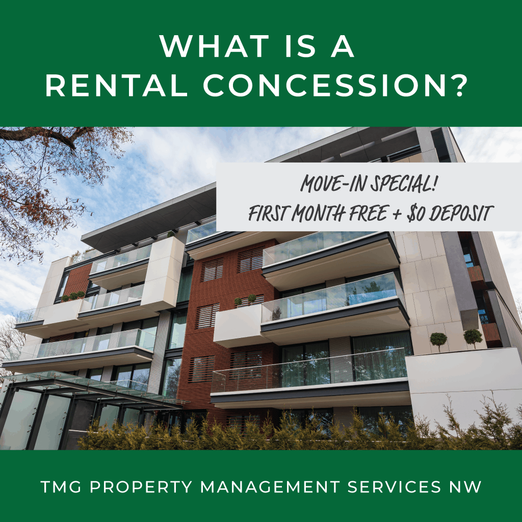 What Is a Rental Concession?