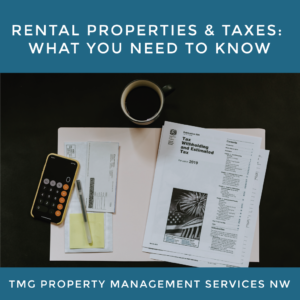 Rental Properties and Taxes