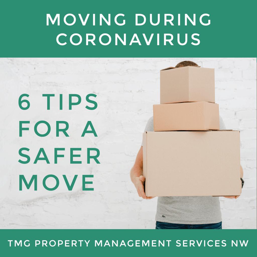Moving During Coronavirus