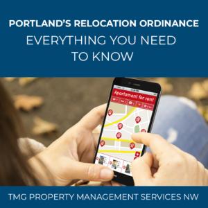 Portland's Relocation Ordinance