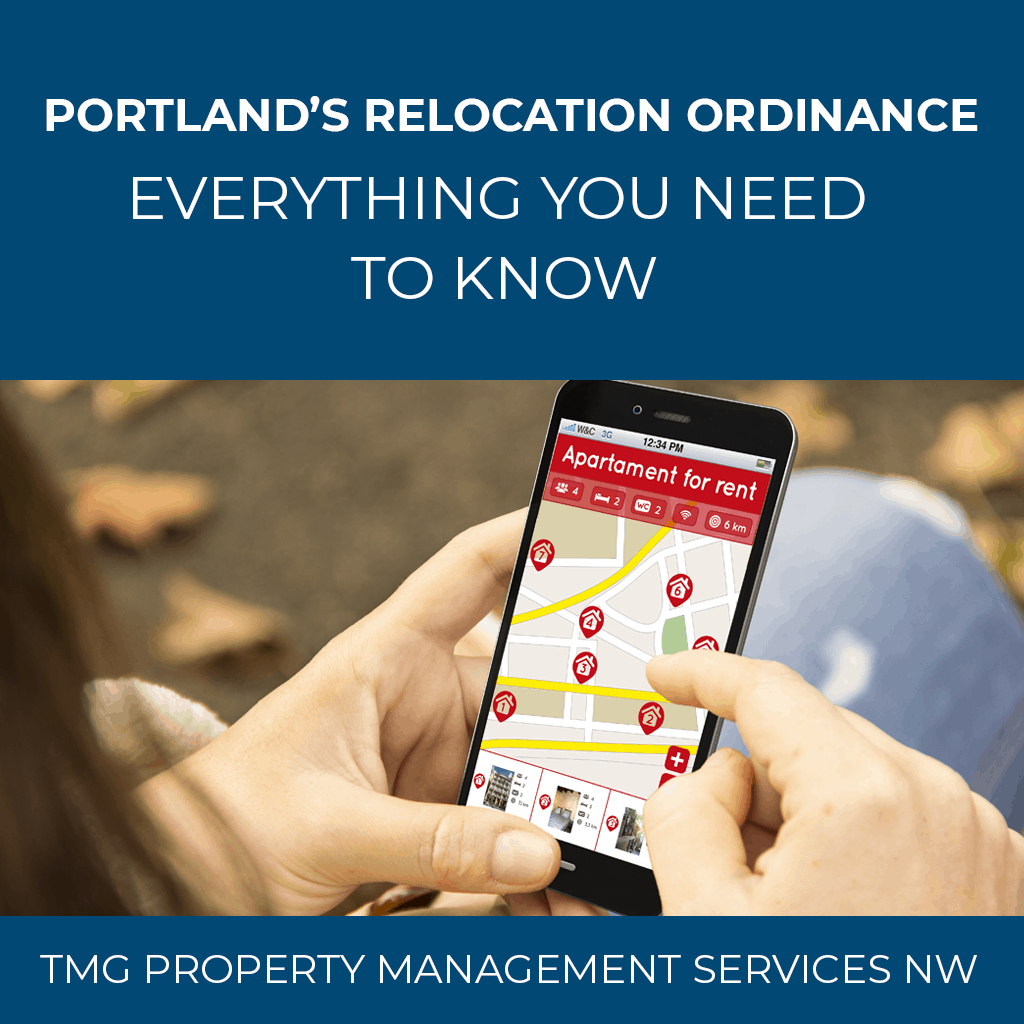 Portland's Relocation Ordinance
