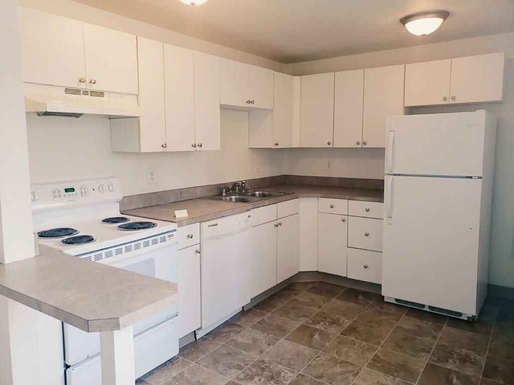 Camas House Kitchen