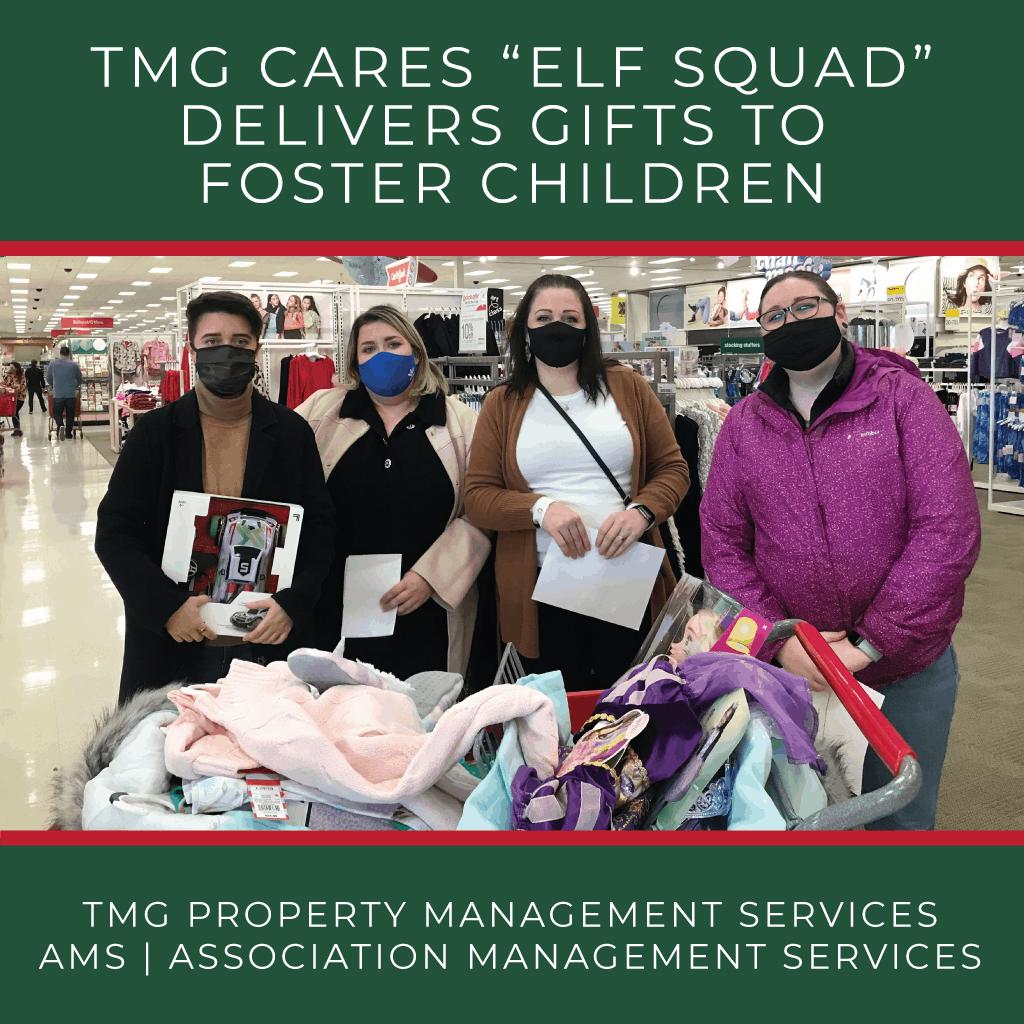 TMG Cares Elf Squad