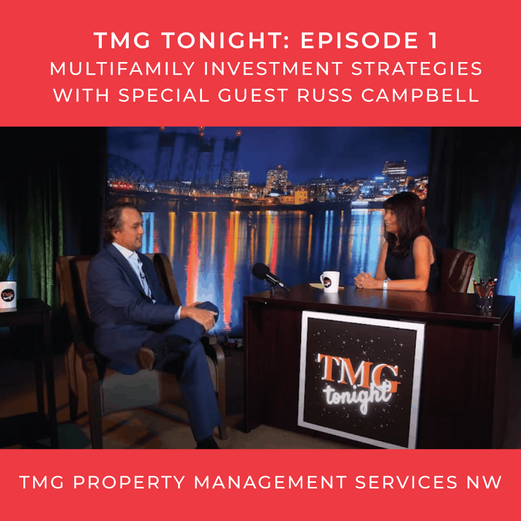 TMG Tonight Episode 1