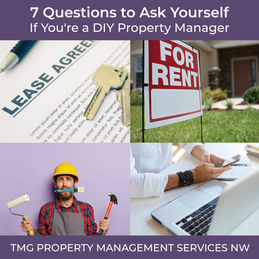 7 Questions to Ask Yourself If You're a DIY Property Manager