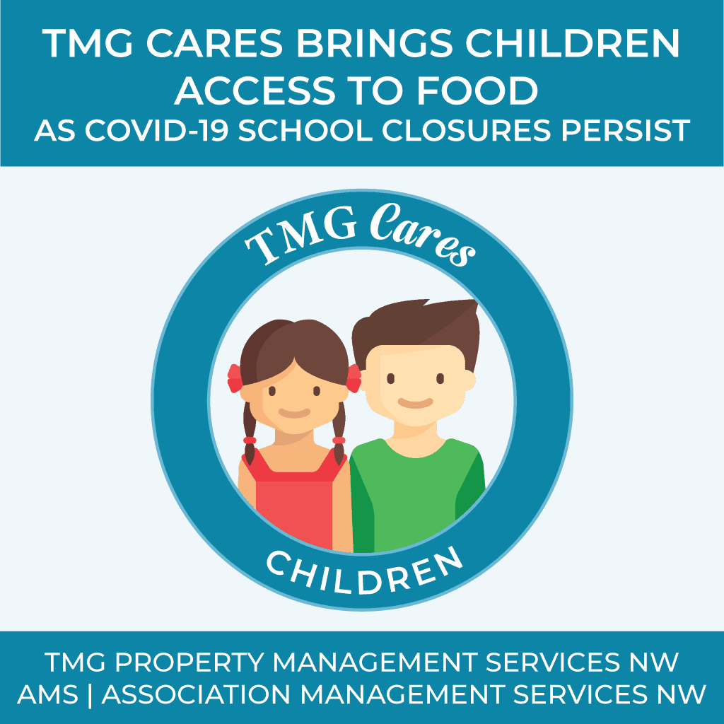 TMG Cares Children Access to Food