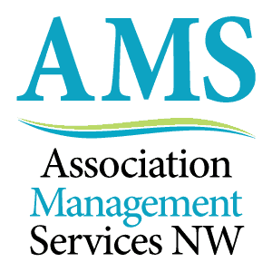 AMS Association Management Services NW Logo