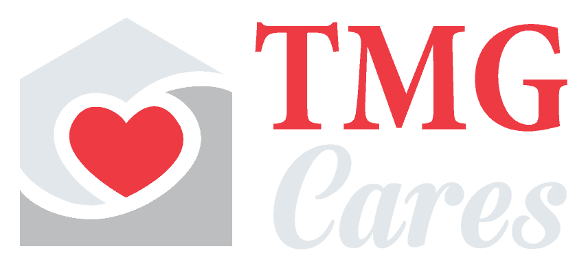 TMG Cares Logo