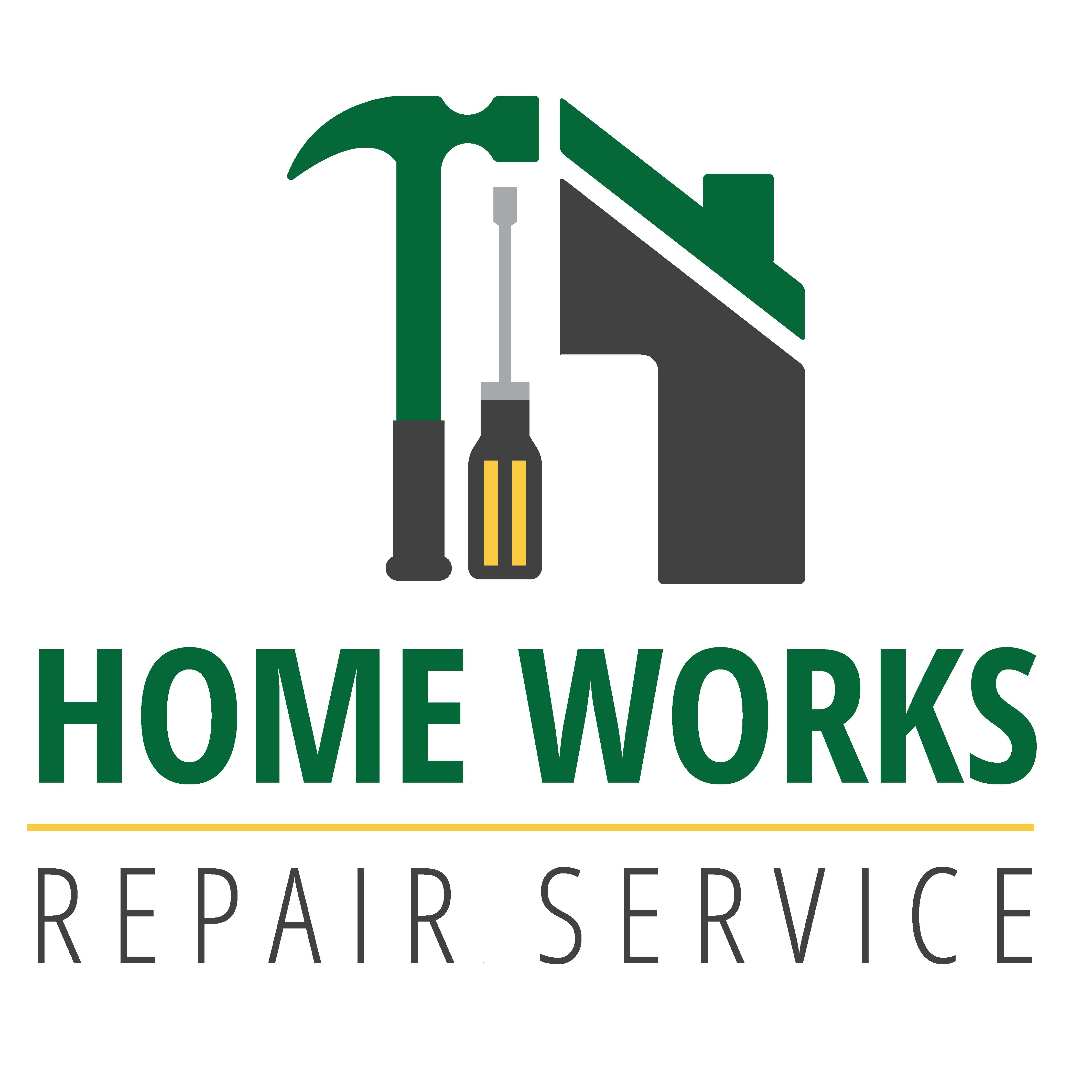 Home Works Logo Square