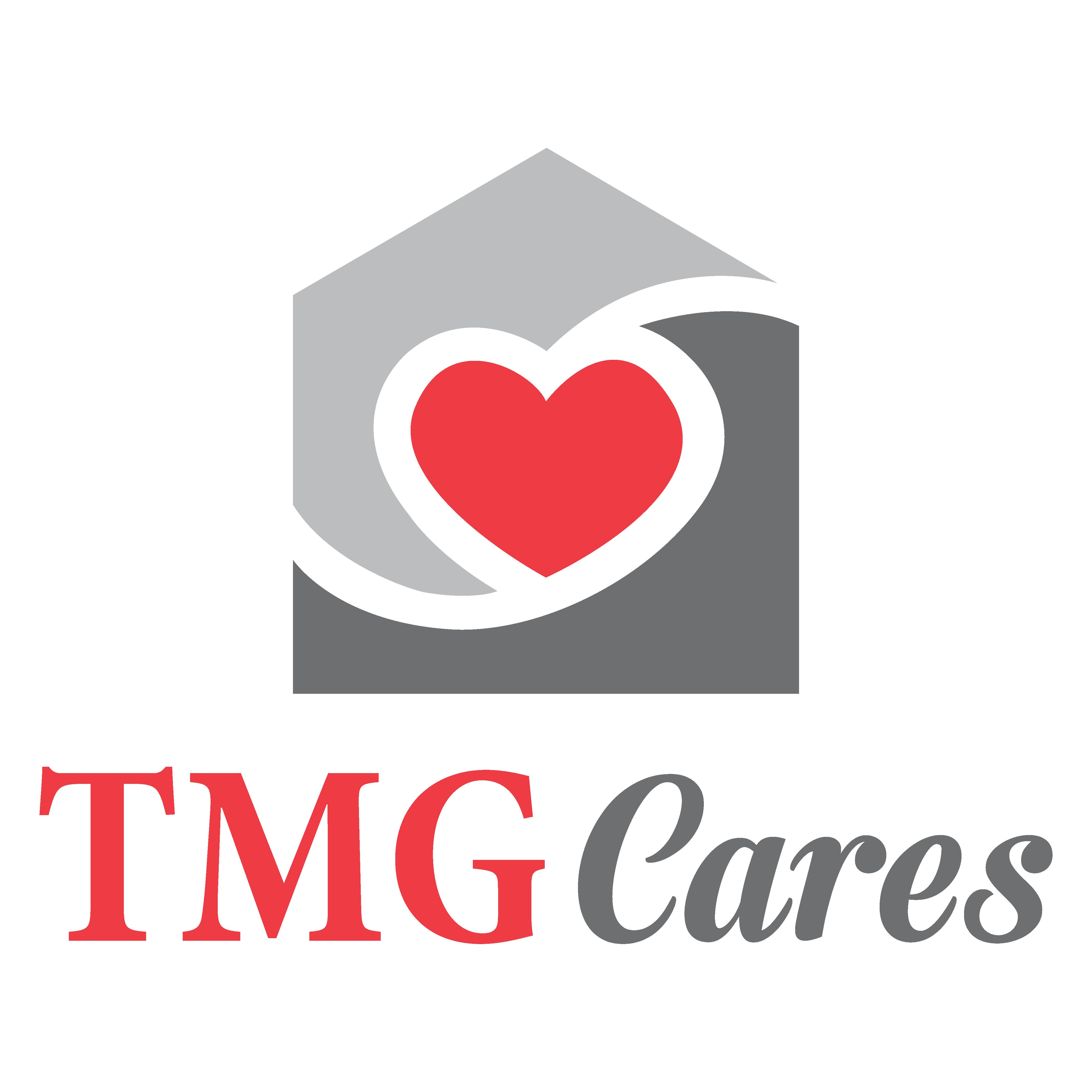 TMG Cares Logo Square