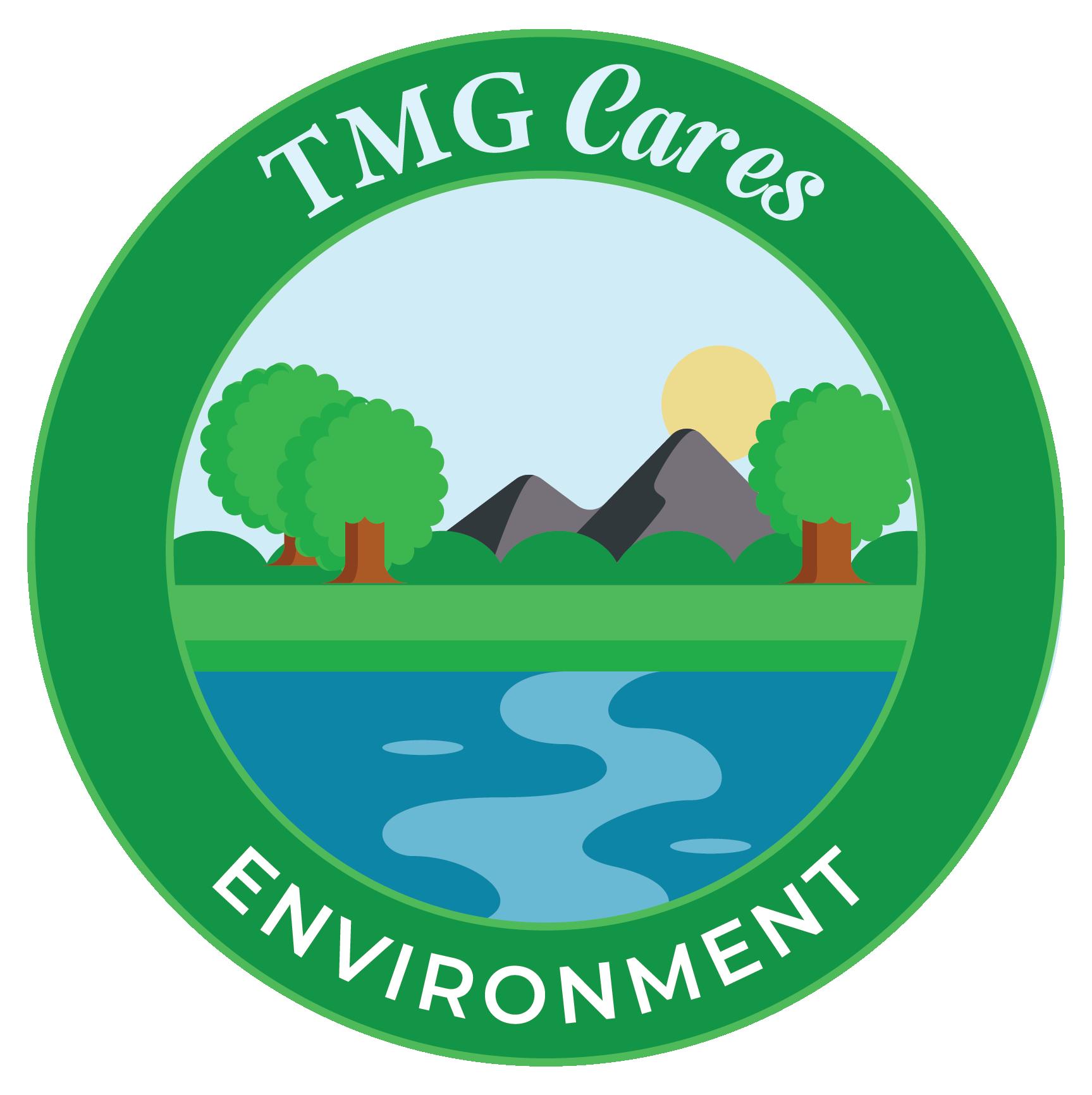 TMG Cares Environment