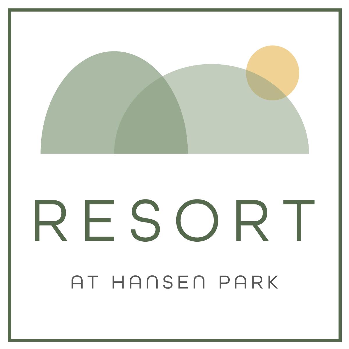 Resort at Hansen Park Logo